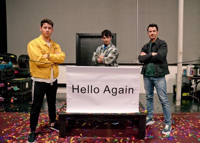 The Jonas Brothers: We're baaackkk…