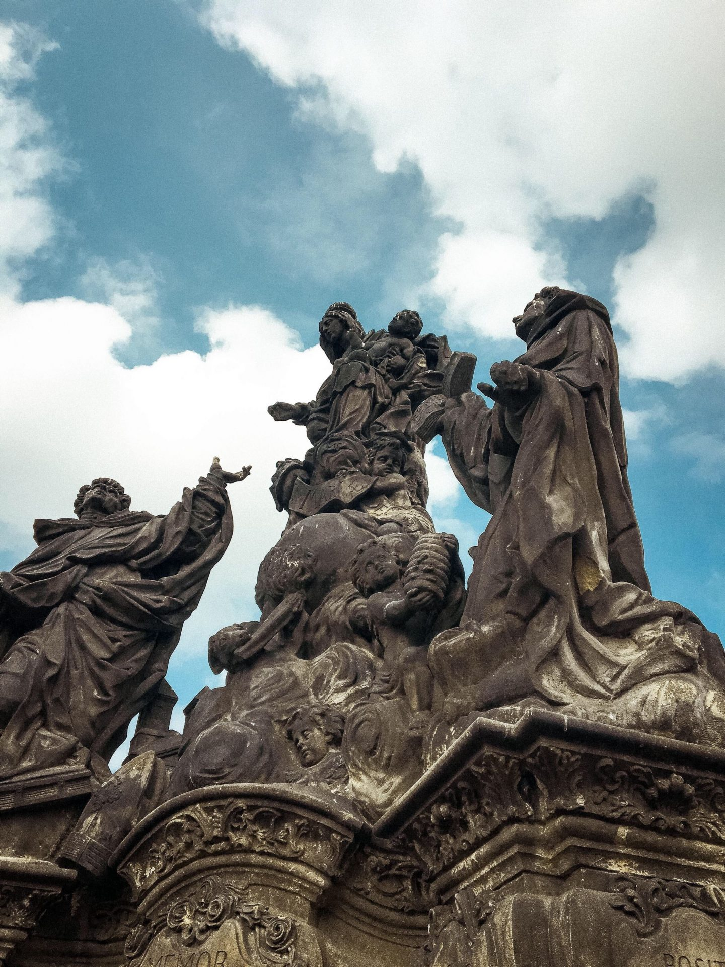 Day in Prague as a proper tourist