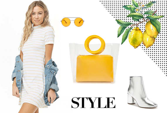 Let May be yellow with Forever21