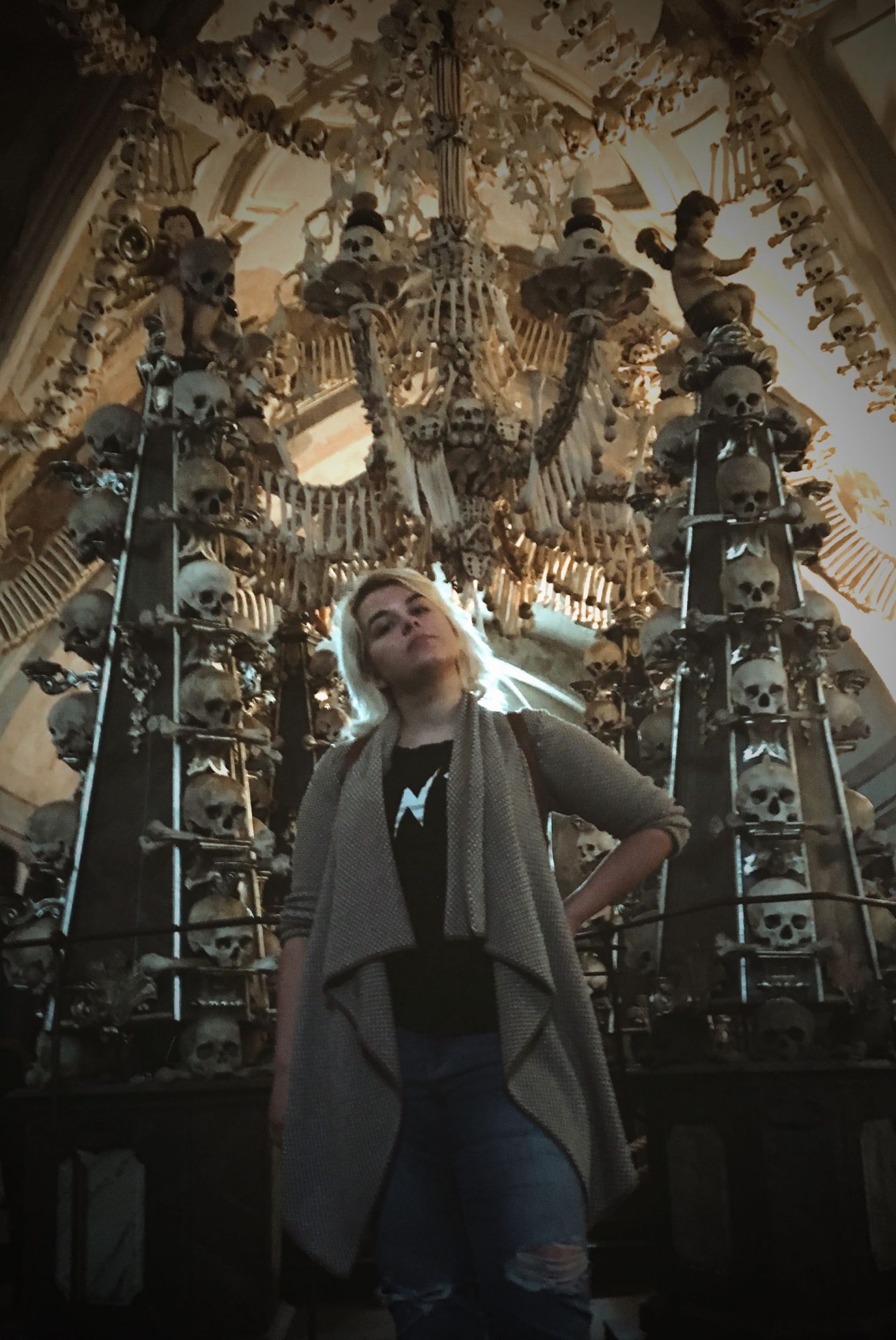 Exploring Czechia with an American: Kutna Hora edition