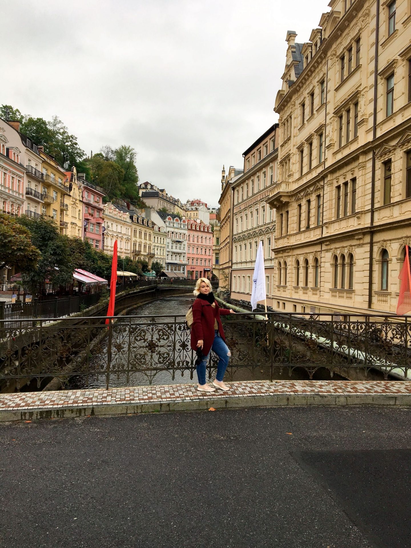 Exploring Czechia with an American: Karlovy Vary Day Two edition