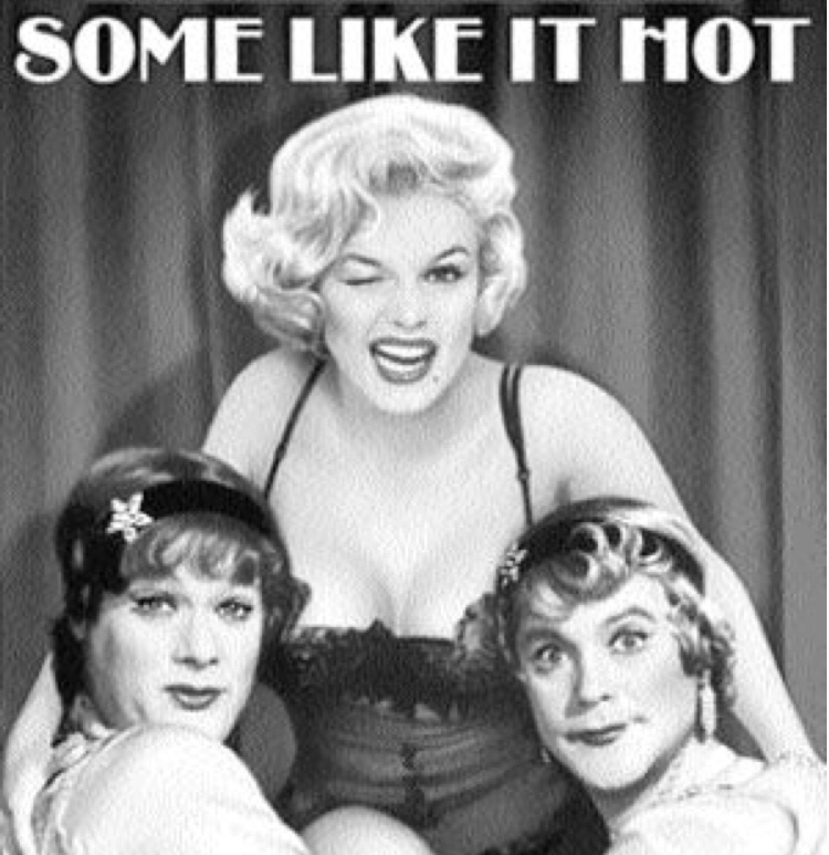 Some like it Hot, Some like Marilyn Monroe