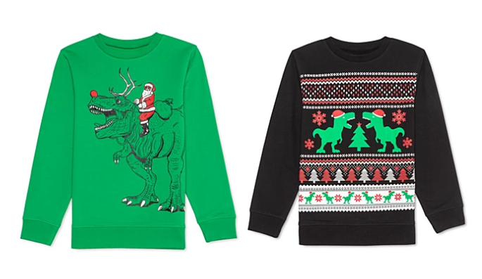 Top Ugly Christmas sweatshirts list
