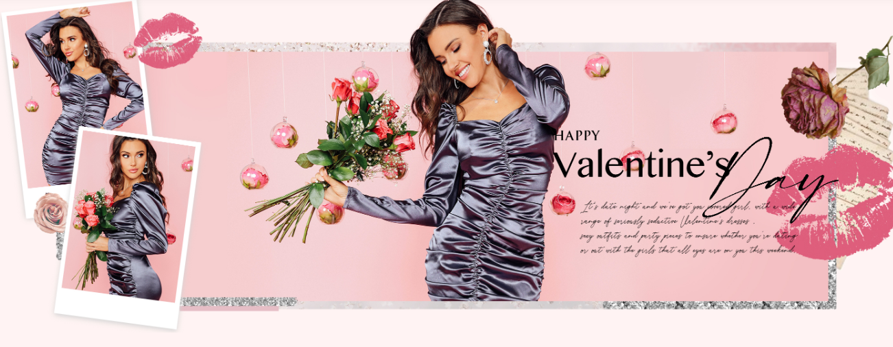 The best thing about Valentine's day for a single lady with a style