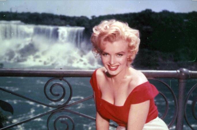 Niagara 1953 and Marilyn Monroe
