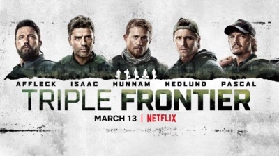 My Triple Frontier views
