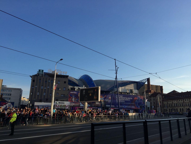 IIHF Slovakia and my experience