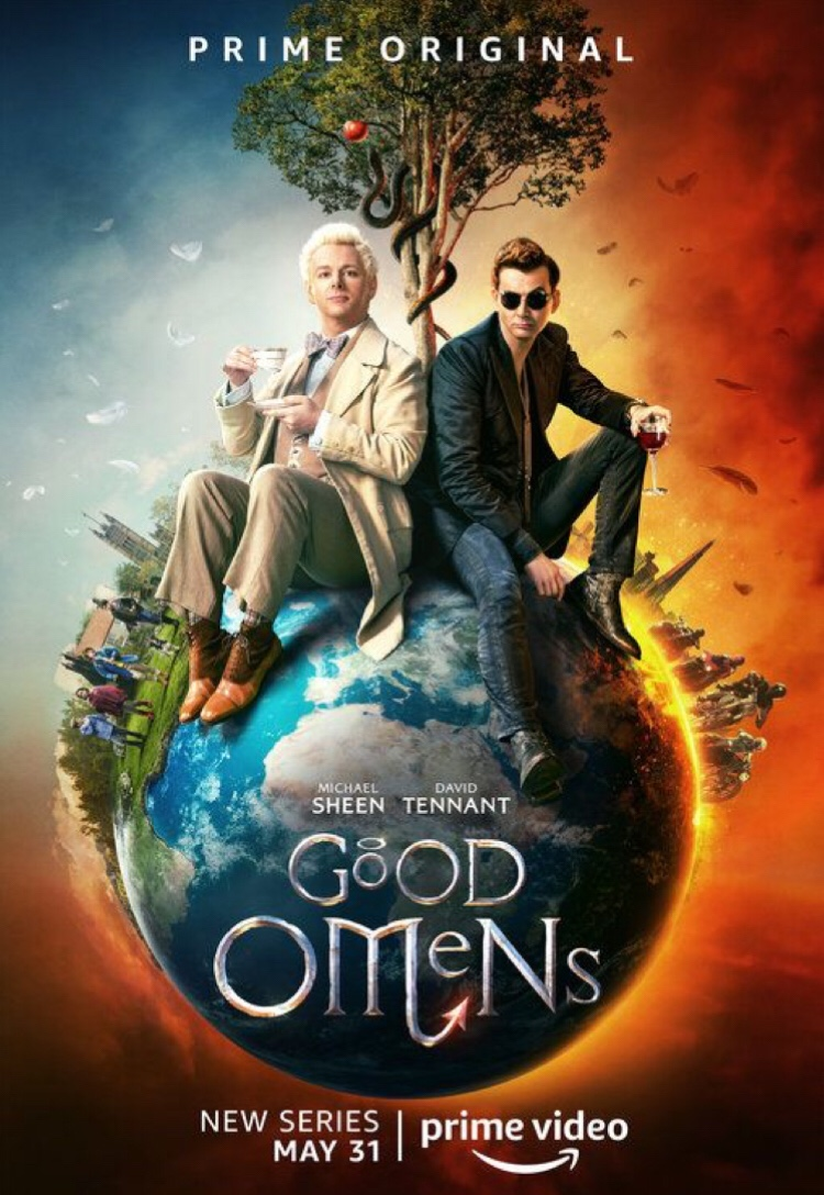 Why is the show Good Omens so awesome?