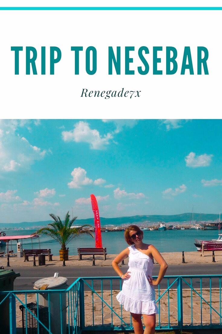 Looking back at my trip to Nesebar