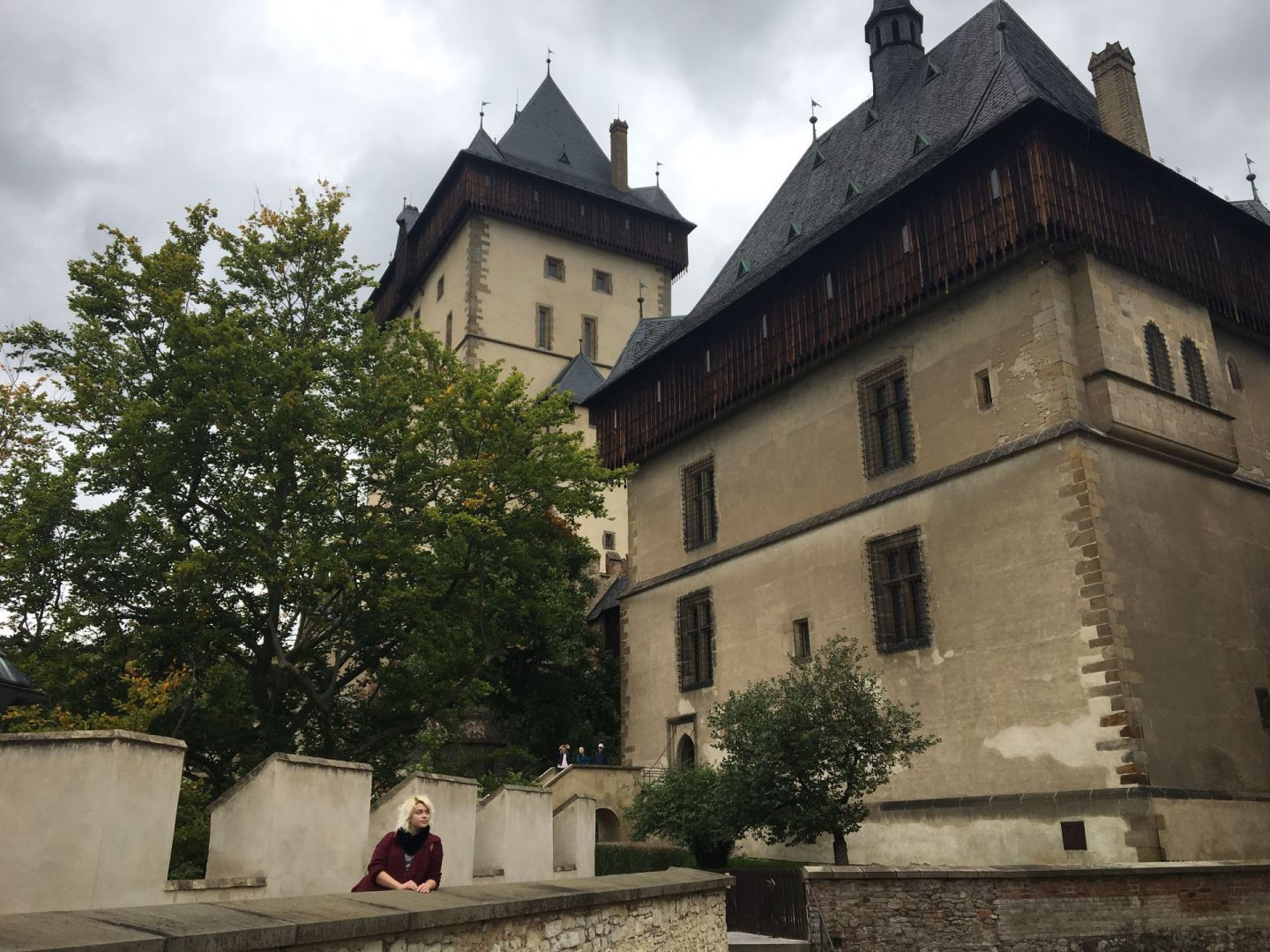 Exploring Czechia with an American: Karlstejn Castle edition