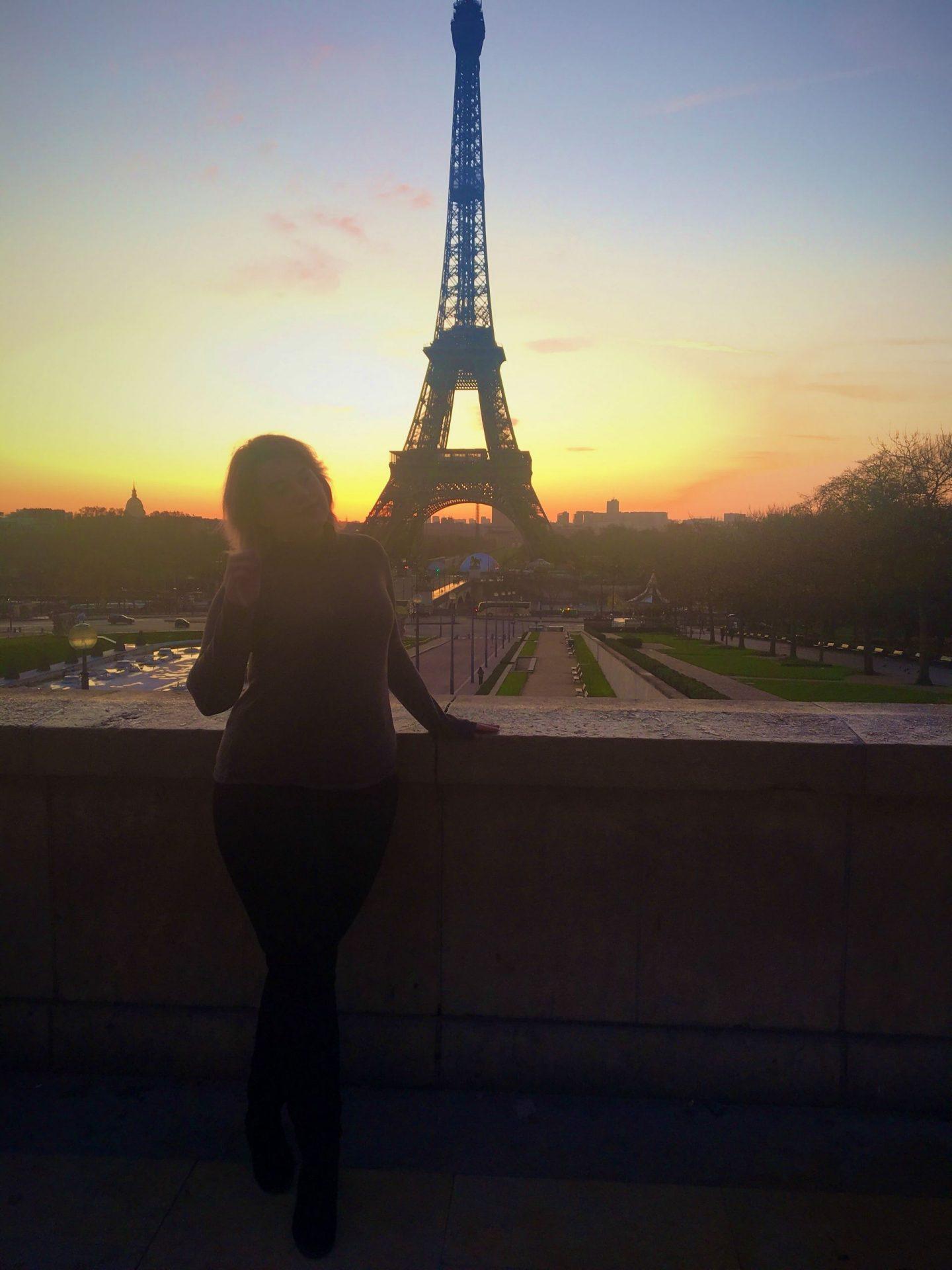 Paris is always a good idea. Again and Again