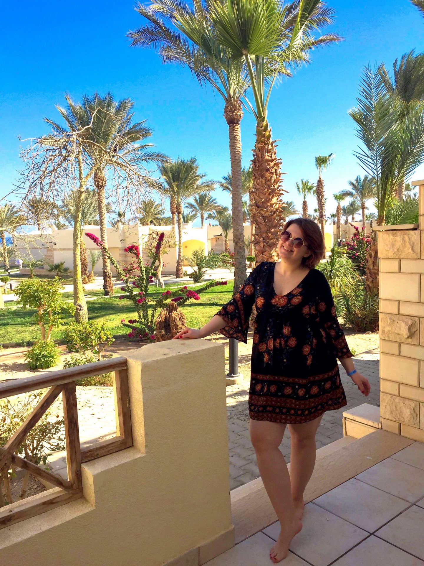 Coral Beach Hurghada Resort and the Truth about Egyptian Men